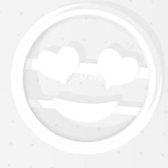wink.PNG Télécharger fichier STL Coupe-biscuits Emoji • Modèle à imprimer en 3D, hanselmaq2