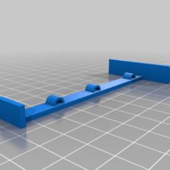 Download free 3D printer model GPU support / gtx1060 in NZXT s340 elite, Dexmoto