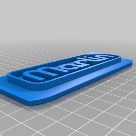 55296268d5301c78aefe1d3fdc095553.png Télécharger fichier STL gratuit Logo du microprogramme Marlin • Modèle pour imprimante 3D, isaac7437