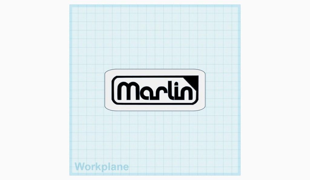 1.png Télécharger fichier STL gratuit Logo du microprogramme Marlin • Modèle pour imprimante 3D, isaac7437