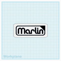 Download free STL file Marlin Firmware Logo • 3D print design, isaac7437