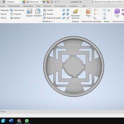 Descargar Modelos 3D para imprimir gratis Tapa de Ventilador Redondo 80 mm, Santty96jaque