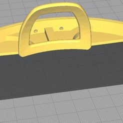 Captura1.JPG Download STL file Transparent chinstrap • Template to 3D print, Arcode3D