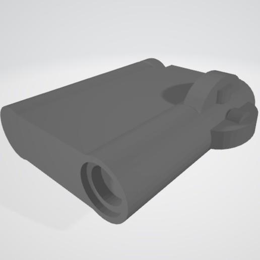 Download free STL files Airsoft Dummy PEQ5, 3Design_Print