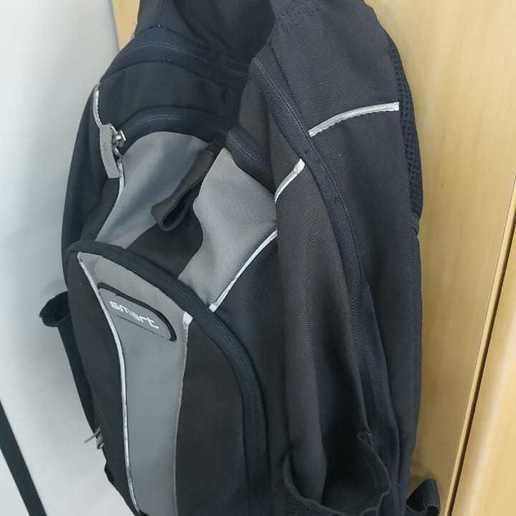 Download STL files Suporte para bolsas e sacolas, rpsilva100