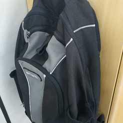 Descargar archivos 3D Soporte para bolsas y sacolas, rpsilva100