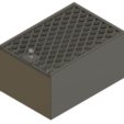 Free STL files Simple Box, skein