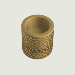 Download 3D printing designs Pot, skein