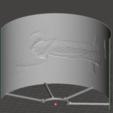 3D print model Erotic lampshade, Hic-Habitat-3D-Felicitas