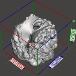 3D print model Vagina Cave, Hic-Habitat-3D-Felicitas