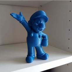 Modelos 3D Mario, zfrimelmal