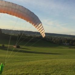 Download 3D printer designs Paraglider - Liegegurtzeug - Extrem stabil - crash resistent, napalmjoey