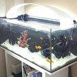 STL Aquarium Lamp - for LED Strip, napalmjoey