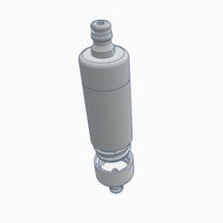 1.png Descargar archivo STL Carcasa del filtro del compresor Gardena compatibel • Diseño para impresión en 3D, napalmjoey