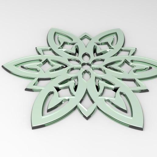 Télécharger fichier impression 3D gratuit Floraison de fleurs, ps42ws