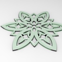 untitled.29.jpg Download free STL file Flower bloom • 3D printing template, Mirson3Dprint