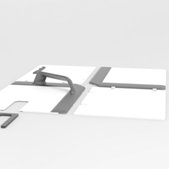 untitled.246.png Télécharger fichier STL Couverture anti-poussière Ultimaker S5 • Plan pour impression 3D, Mirson3Dprint