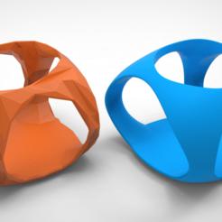 Download free STL Candle bowl, Mirson3Dprint