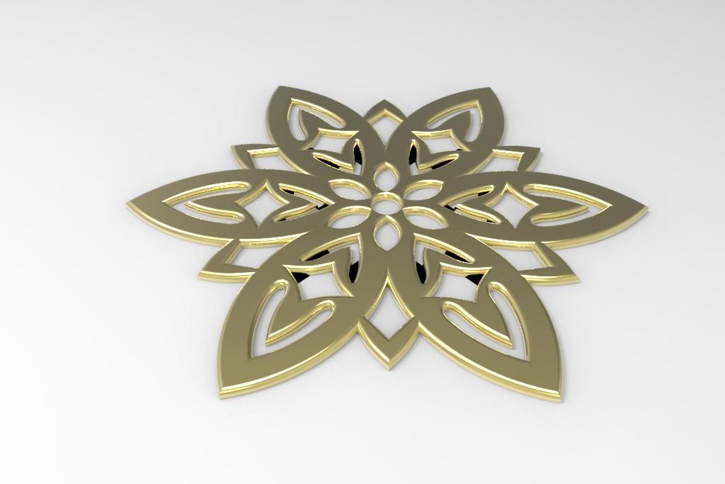 untitled.30.jpg Télécharger fichier STL gratuit Floraison de fleurs • Design à imprimer en 3D, Mirson3Dprint