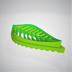soap dish v2.1.2.png Télécharger fichier STL Porte-savon en forme de feuille d'arbre • Modèle pour impression 3D, edwinsantiago23