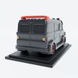 Télécharger plan imprimante 3D Modèle d'impression 3D de l'équipe A de Chibi, CoseStraneShop