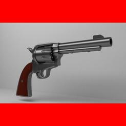 Descargar archivos 3D COLT FAR WAR WEST TOYS GUN Modelo de impresión en 3D, CoseStraneShop