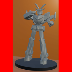 Download 3D printer model Daitarn3, CoseStraneShop