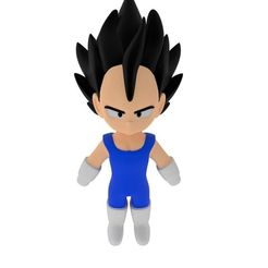 Download free STL files Dragonball Vegeta Chibi version , CoseStraneShop