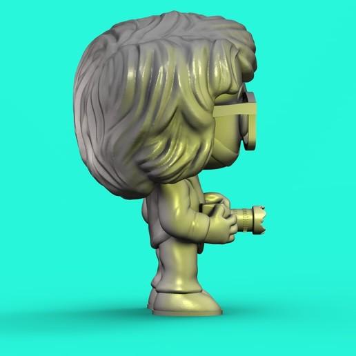 untitled.45.jpg Télécharger fichier STL Funko Photographe • Design pour impression 3D, Williamvel