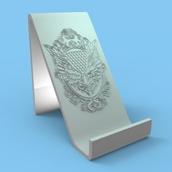 Download free 3D printing files Cell Stand, Williamvel