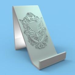 Imprimir en 3D gratis Cell Stand, Williamvel