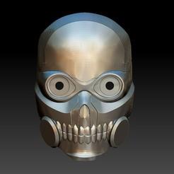 Télécharger fichier STL gratuit masque de fusil de chasse, kike75