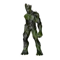 Descargar archivos 3D gratis Groot, kike75