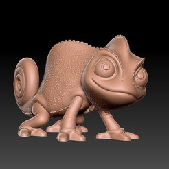 Download free STL file Raperonzolo   Pascal • 3D printer template, kike75