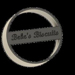 "Bebes biscuit cutter v1.1.png Télécharger fichier STL Coupe-biscuits 2.75"" (2.75"") • Objet pour impression 3D, codevan2"