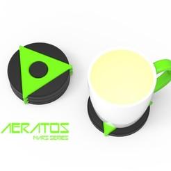 Télécharger fichier impression 3D AERATOS - SOUS-VERRE, Queen3D