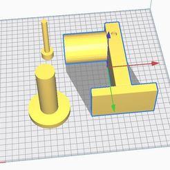 Download 3D model Coil holder Coil, voisinpatrick