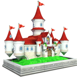 38350.png Download free STL file Princess Peach Castle • 3D printable design, guillera