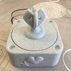 Imprimir en 3D gratis Caja de joyas, Vins263D