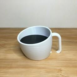 IMG_6932.JPG Download free STL file Coffee cup • Model to 3D print, Vins263D