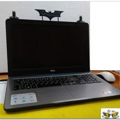 Descargar archivos 3D Batman - Adornos para pantalla de PC o Portatil, el_tio_3D