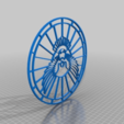 Download free STL file Holy Spirit - Holy Spirit - 2D • Template to 3D print, el_tio_3D