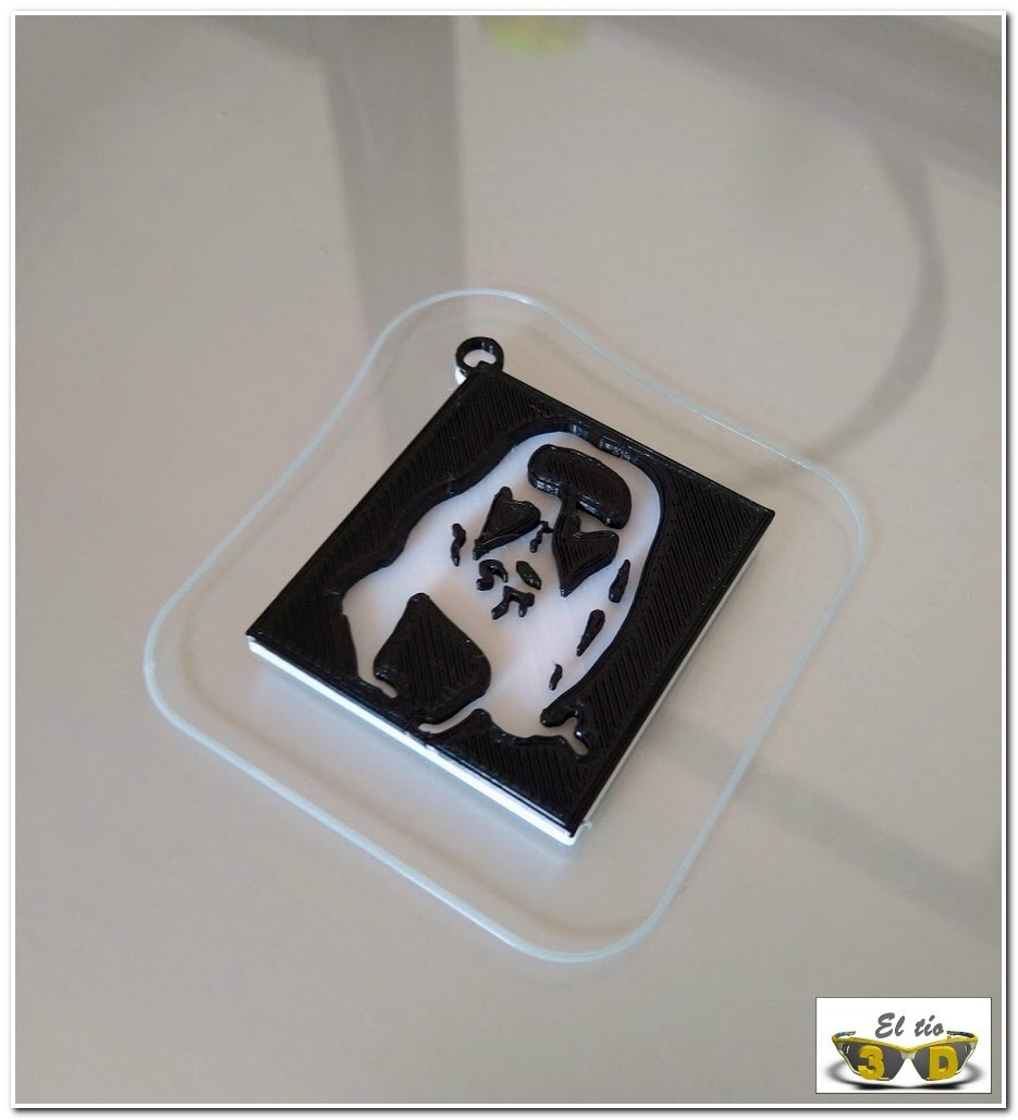 stand_AnimalCell_4.jpg Télécharger fichier STL gratuit Jésus - Illusion d'optique • Objet à imprimer en 3D, el_tio_3D