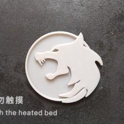 Imprimir en 3D medalla y logo decorativo, el_tio_3D