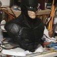 Download free 3D printer designs Batman Justice League, Klaussphoenix