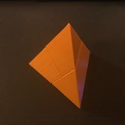 Télécharger fichier imprimante 3D gratuit Casse tête / KHÉOPS La Pyramide, Ayzen