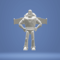 Buzz.png Download free STL file Buzz l'éclair • 3D printable template, Ayzen