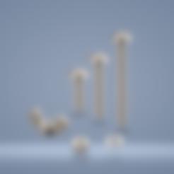 Télécharger fichier imprimante 3D gratuit Vis M5 / Screw M5, Ayzen