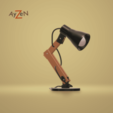 FaceThingiverse3.png Download free STL file Desk lamp • Design to 3D print, Ayzen