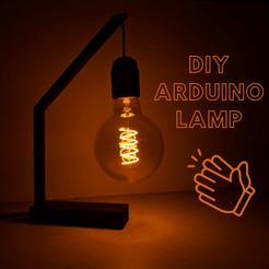 20200926_104218_0000.png Download free STL file DIY Arduino Lamp • 3D print template, BasementCreations